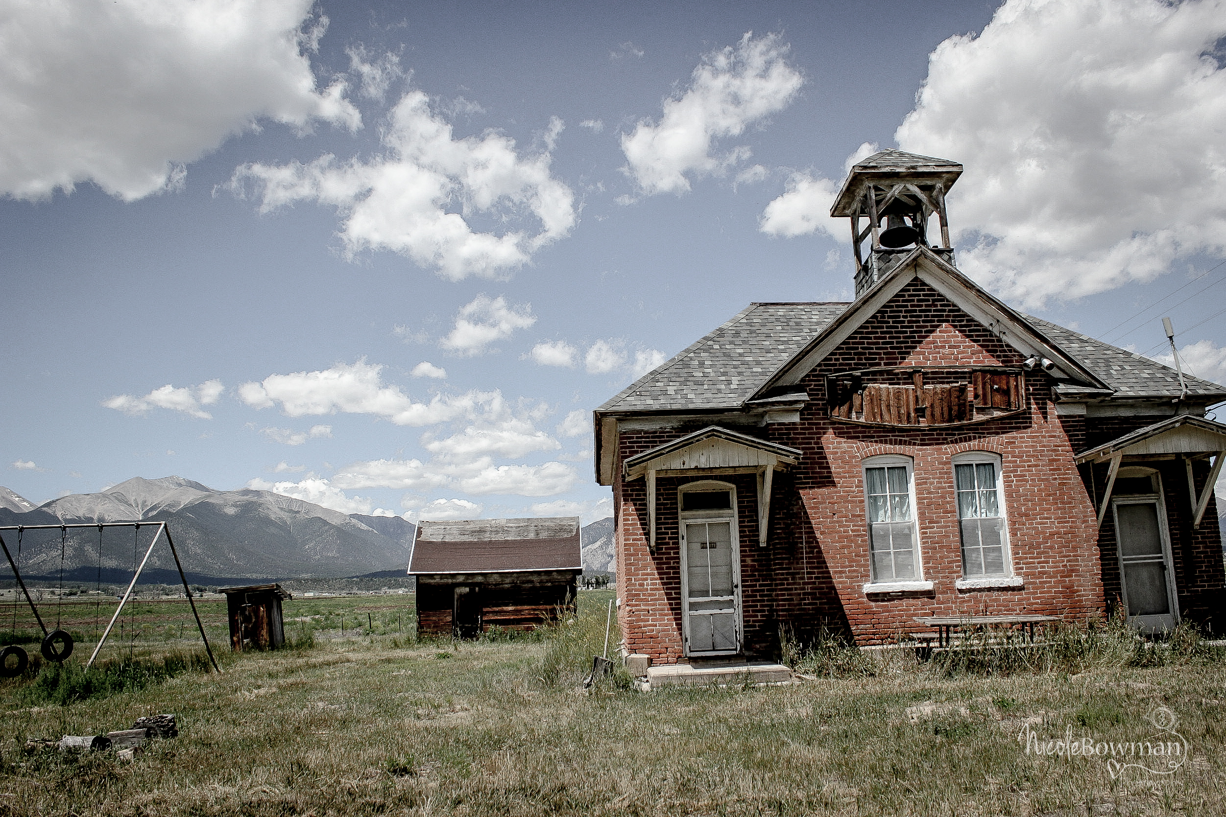 Abandoned buildings of colorado 5 nicole bowman photography for Building a home in colorado